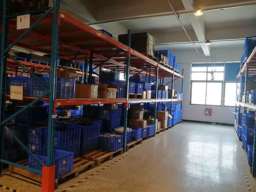 散货海运出口报关合作客户爱加照明科技有限公司验厂认证