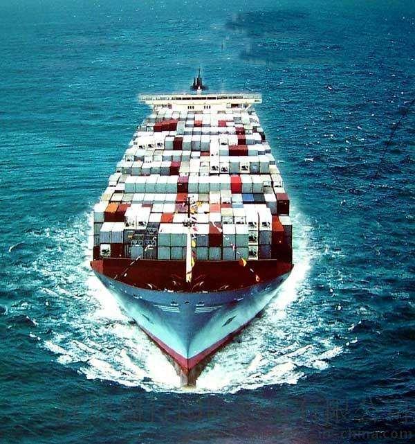 国际海运散货拼箱出口到韩国案例