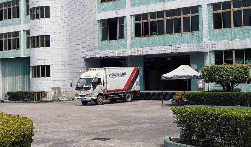 中国至越南陆运专线派送海防仅用了4天时间,客户称赞!越南专线