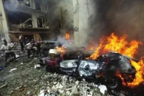 """黎巴嫩首都贝鲁特爆炸真正原因竟是:"""""""