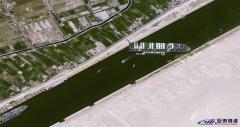 """""""长赐""""号轮仍在苏伊士运河,被求偿"""