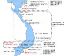 越南物流胡志明港口有几个码头?