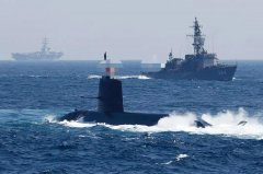 日本主动发起无端挑衅,引发中日军舰相